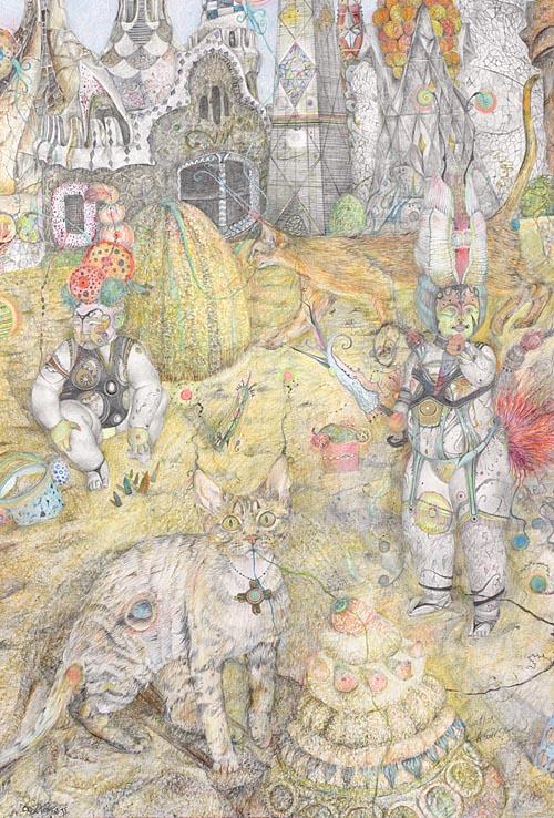 Heather Accurso Gallery Creators Gaudi